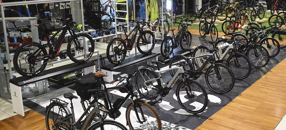 Ebike Store Point Verola
